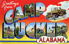 Greetings from Camp Rucker, Alabama - Large Letter Postcard (Shook Photos) Tags: army jeep linen aviation postcard military alabama postcards greetings linenpostcard bigletter fortrucker largeletter largeletterpostcard linenpostcards largeletterpostcards camprucker bigletterpostcard bigletterpostcards campruckeralabama