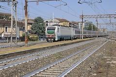 FB milano centrale lecce (Giovanni Pandolfi) Tags: milano pax tgv sncf trenitalia treni ferrovie regionale e402b altavelocit e414 frecciabianca