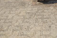 Roman-Byzantine mosaics, Pupput (12) (Prof. Mortel) Tags: roman tunisia byzantine pupput
