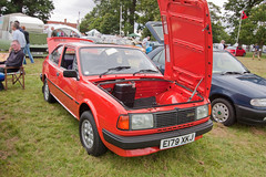 1988 Skoda Rapid 130 (Trigger's Retro Road Tests!) Tags: classic sports car festival hall suffolk 1988 august retro 130 rapid 2012 skoda helmingham