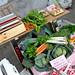 Mercados semanales Asturias: mercado Pola de Siero