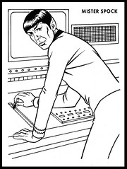 science tools coloring page pictures fiction color