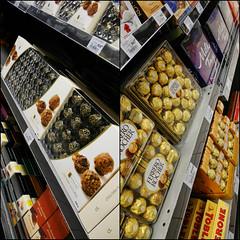 Chocolate Heaven (Cathlon) Tags: food shop yummy chocolate boxes expensive cadburys shelves toblerone truffles ferrerorocher sugarhigh scavenger18 ansh38
