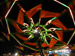 Pinwheel II (Pandora-no-hako) Tags: night fairgrounds indianapolis indiana fair midway 2012 indianastatefair