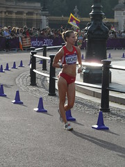 Women's 20km Race - London 2012 (DarloRich2009) Tags: road uk greatbritain england london westminster mall walking unitedkingdom walk palace buckinghampalace gb olympics 2012 themall olympicgames victoriamemorial london2012 racewalking queensgardens thegames ioc thepalace londonolympics cityofwestminster racewalk roadwalking racewalkers londonboroughofwestminster locog london2012olympics internationalolympiccommittee 2012olympicgames roadwalk womens20kwalk london2012olympicgames gamesofthexxxolympiad xxxolympiad londonorganisingcommitteeoftheolympicandparalympicgames 20kracewalk olympicopenwalking london201220kracewalk 20kwomenswalk 20kwalk 20kwomensracewalk