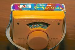 Fisher Price 763 Pocket Radio I Whistle a Happy Tune Music Box 1977 - 5 (kocojim) Tags: music radio toy toys ebay box auction 1977 fisherprice musicbox kocojim 763 pocketradio iwhistleahappytune