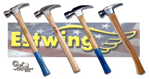estwing framing hammer set wood