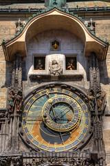 Astronomical Clock, Prague (**Anik Messier**) Tags: tower tourism monument architecture europe prague capital medieval czechrepublic astronomy zodiac oldtownsquare touristattraction astronomicalclock medallions prague1 oldtownhall signsofthezodiac pragueorloj oldtowntower