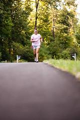 Mom running 2