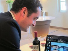 Petrus wine maker Olivier Berrouet reads The Wine Cellar Insider