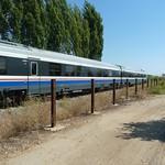 "Train between Aydin and Denizli, headed towards Denizli <a style=""margin-left:10px; font-size:0.8em;"" href=""http://www.flickr.com/photos/59134591@N00/7934769832/"" target=""_blank"">@flickr</a>"