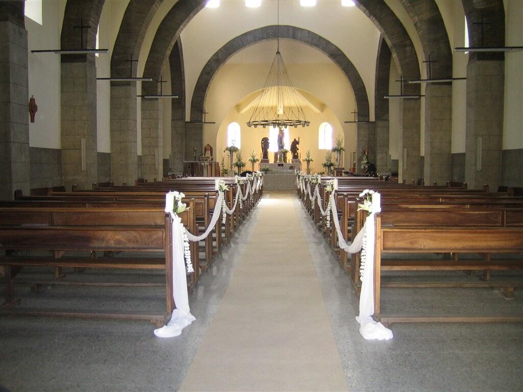 arreglo iglesia para bodas