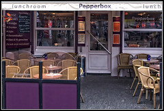 Pepperbox Lunchroom (Colpics) Tags: holland restaurant harderwijk lunchroom gelderland pepperbox canoneos5dmkii canonef2485mmusmlens