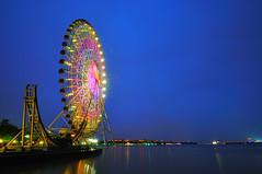 Suzhou ferris wheel (Stephen J.C) Tags: wheel suzhou ferris