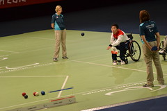 Paralympics 2012: Inspiring a Generation (London Tennis Photography - Kelvin Lee) Tags: london bronze silver gold wheelchair tabletennis fencing win awards inspiring handicapped heros excel london2012 boccia teamgb paralympics2012