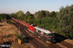 609 001-6 + 429 003-0 2012.09.08. Gyrszabadhegy (mienkfotikjofotik) Tags:
