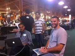 (delynsimons) Tags: sf sanfrancisco developer api 2012 yousendit hackathon mashery hackdisrupt tcdisrupt