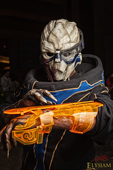 Mad Thanks to Elysiam.org (ammnra) Tags: cosplay masseffect garrus