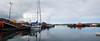 From Lerwick With Love (Wrinzo) Tags: sea scotland mare harbour porto atlanticocean lerwick mainland scozia oceanoatlantico shetlandislands isoleshetland