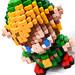 Pixel Art 3D Fimo 12