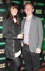 Grace O Sullivan and Lorcan Bannon at the Jameson Launch Party for the Hot Press Yearbook 2012 at The Workman's Club,Dublin..Picture Brian McEvoy