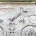 Ara Pacis, detail of swan (close)