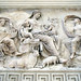 Ara Pacis, Tellus(?) panel looking up