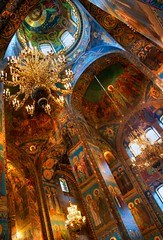 Saint Petersburg / Санкт Петербург (José Rambaud) Tags: church cathedral russia catedral iglesia saintpetersburg hdr rusia санктпетербург sanpetersburgo orthodoxian