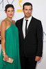 Siri Pinter and Carson Daly 64th Annual Primetime Emmy Awards, held at Nokia Theatre L.A. Live - Arrivals Los Angeles, California