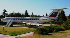 LZ-TUD (Ken Meegan) Tags: bulgaria preserved balkan tupolev tu134 tupolevtu134 pordim 392012 lztud 9350808