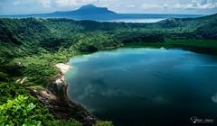 Taal Volcano Crater.... Nikon P7000 (peterjaena) Tags: nikon p7000