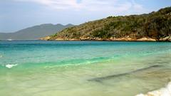 Praia do Forno - Arraial do Cabo RJ - Brasil (ludiegues) Tags: sea brazil beach arraialdocabo