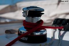 Winch (PKN78 - Matteo Franchi) Tags: barca vela winch