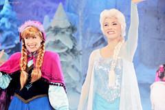 Frozen (thatdisneyprincess) Tags: anna frozen disney eurodisney elsa disneylandparis dlp dlrp disneylandpark disneylandparijs parcdisneyland disneyparks facecharacter frozensingalong