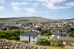 View from the Obelisk (kaszeta) Tags: faroeislands trshavn streymoy fo
