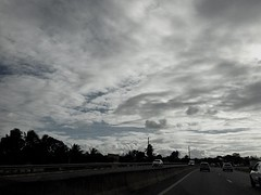 End of a week (peuualmeidaa) Tags: camaari salvador bahia brazil brasil sunnyeflor clouds sun iphone5s iphone iphoneography