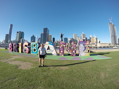 Southbank, Brisbane!