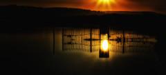 Sunset at the Warren 3 (Rockman of Zymurgy) Tags: devon august 2016 uk landscape dawlish warren