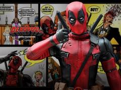 deadpool_010 (siuping1018) Tags: hottoys deadpool marvel photography actionfigures toy canon 5dmarkii 50mm