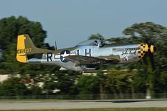 PKG_3494_WB1 (peegee_4) Tags: babyduck warbird mustang p51 airventure oshkosh eaa