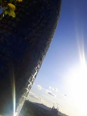 La Sagrada Familia depuis la Torre Agbar (Madme Rve) Tags: barcelona barcelone spain sagrada familia torre agbar sunrise sunset