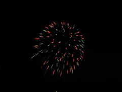 DSCN2984 (Yoru Tsukino) Tags: fireworks canada day 2016 night fire colorful colourful annual yearly