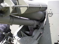 "US 155mm M1A1 Howitzer 4 • <a style=""font-size:0.8em;"" href=""http://www.flickr.com/photos/81723459@N04/29043213562/"" target=""_blank"">View on Flickr</a>"