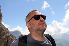 Alberto Paini. Sassolungo (Giorgio Pongiluppi) Tags: sassolungo montagna alpi alps dolomiti