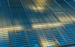 BrightGlass (Djordje Ilic) Tags: nikon d750 fx 50mm f14 14g prime lens light bokeh shallow dof blue metal drop drops depth field glass brno architecture buildings building czeh