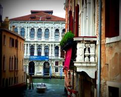 Ca Pesaro. (giraudthierry02) Tags: venice venezia venise capesaro museo museum canal boat bateau