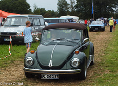 Volkswagen Kfer / Kever / Beetle Cabrio (peterolthof) Tags: neurhede 1011092016 peter olthof peterolthof