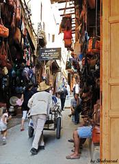 Life in the medina. (Shahrazad26) Tags: fs fez fselbali medina marokko maroc morocco kruier