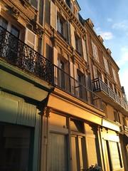 Somewhere... (laurent.paulre) Tags: laurent paulre reflet soleil couchant ocre bord de mer paris