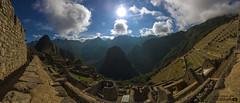 Pano Machu Picchu (luisalbertohm) Tags: peru peruvian amazing photo photography tourism turismo trip travel travelling flickr ligth viaje sony alpha foto fotografia color colorful colors cusco andes andean machu picchu machupicchu world southamerica south america